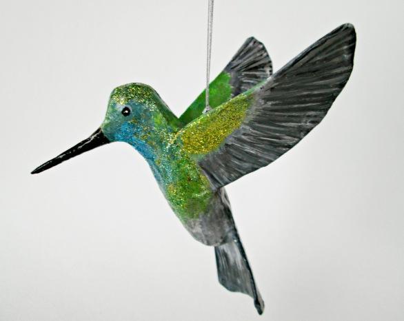 Hummingbird by OliveLoaf Design